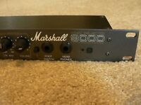 MARSHALL 9000, MGP 9004, 2 Channel Guitar Preamp, Equalizer, Series 9000, Vintage Rack