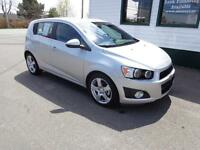 2014 Chevrolet Sonic LT only $119 bi-weekl all in!