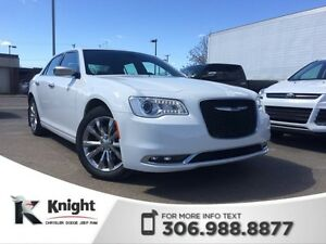 2015 Chrysler 300C Platinum AWD *LOCAL TRADE*