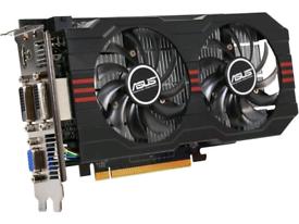 ASUS Geforce GTX 760 graphics card