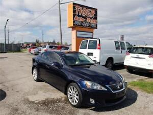 2009 Lexus IS 250**ONLY 145 KMS**VERY CLEAN**6 SPEED MANUAL*****