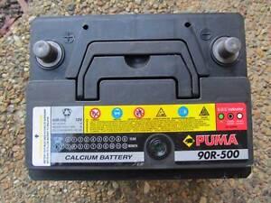 Puma Battery CCA 500 DIN55 Little Mountain Caloundra Area Preview