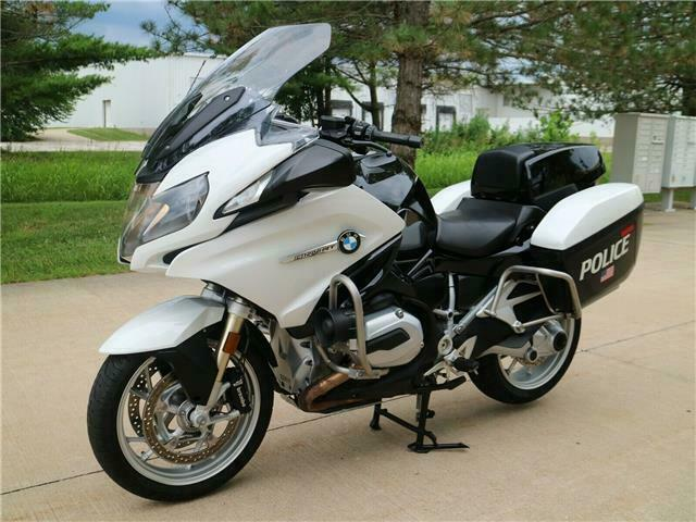 2015 BMW R1200RT Police, R1200RT-P, 10K Miles, Premium, LED, Great Deal !!!