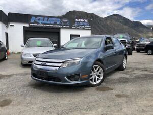 2011 Ford Fusion ALL WHEEL DRIVE