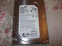 500gb sata 3.5 hard drive,no texts plz