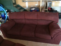 3 piece living room set!!