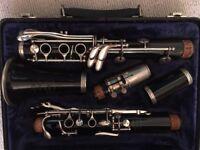 Signet resonite Bb clarinet