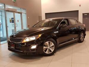 2015 Kia Optima Hybrid LX **ONLY 50KM-FACTORY WARRANTY**