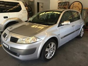 2005 Renault Megane Silver Automatic Hatchback Croydon Burwood Area Preview