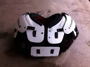 Football Shoulder Pads (x-small - small)