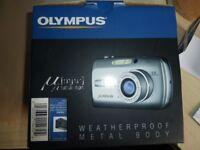 Olympus Digital U800 Camera