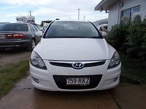 2010 Hyundai i30 Hatchback Mount Louisa Townsville City Preview