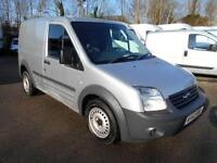 Ford Transit Connect TDCI 75Ps LOW ROOF VAN DIESEL MANUAL SILVER (2012)