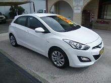 2013 Hyundai i30 GD Active White 6 Speed Automatic Hatchback South Nowra Nowra-Bomaderry Preview