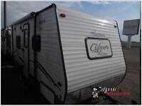 New 2016 Coachmen RV Clipper Ultra-Lite 17FQ Travel Trailers