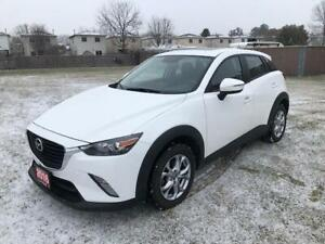 2016 Mazda CX-3 GS leather loaded juts 56,000 Kms $16995
