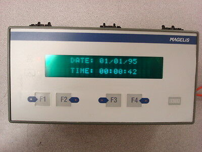 Used Magelis Xbt H022010 Operator Interface Modicon Square D Telemechanique