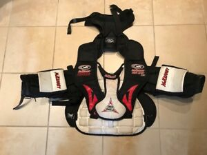 Goalie Chest Protector McKenney ProSpec 170, Youth L