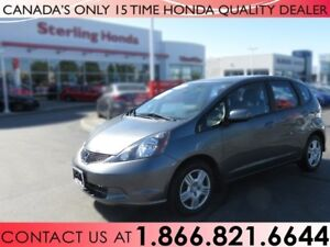 2014 Honda Fit LX | 1 OWNER | NO ACCIDENTS