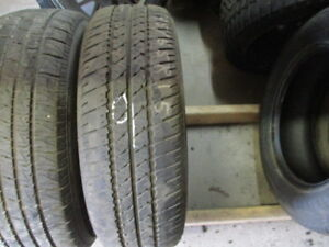 195/65R15 1 ONLY USED FIRESTONE A/S TIRE