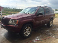 REDUCED ** 1999 Jeep Grand Cherokee SUV, Crossover