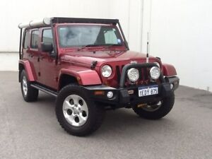 2013 Jeep Wrangler JK MY2013 Unlimited Overland Overland/ 5 Speed Automatic Hardtop