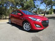 2014 Hyundai i30 GD2 Active Red 6 Speed Sports Automatic Hatchback Old Reynella Morphett Vale Area Preview