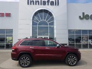 2018 Jeep Grand Cherokee Limited AWD Leather
