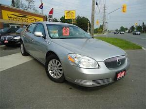 2008 Buick Lucerne ONE LOCAL OWNER,ACCIDENT FREE