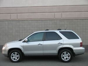 Silver 2004 Acura MDX, Lady Driven, Low KMs
