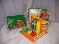 Two  Fisher Price  Clay Play Sets   (TRURO)