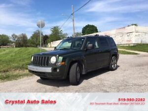 2007/Jeep Patriot Limited Safety $3588+hst