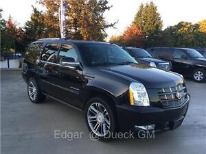 2013 Cadillac Escalade Premium Appereance black on black