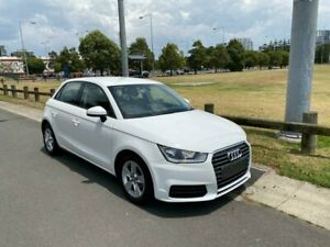 2015 Audi A1 8X Sportback 5dr S tronic 7sp 1.0T [MY15] White Sports Automatic Dual Clutch Hatchback Arncliffe Rockdale Area Preview
