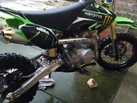 125 pitbike