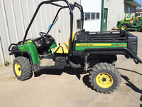 JOHN DEERE 625I WITH 464 HOURS POWER DUMP REDUCED FROM $10,000.0