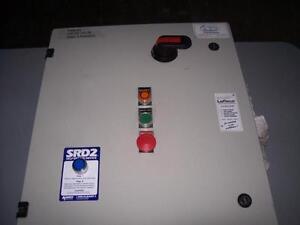 Boîte de contrôle électrique Albany pour porte roulante - Albany Rolling door control cabinet