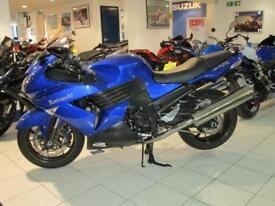 Kawasaki ZX1400 A6F ABS ZZR1400ABS WITH 37680 MILES
