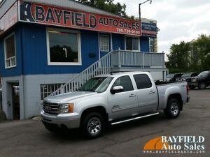 2013 GMC Sierra 1500 Crew Cab 4x4 **DVD/Bluetooth/Only 79k!**