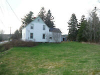 1 acre with Beautiful Home in Titusville N.B.