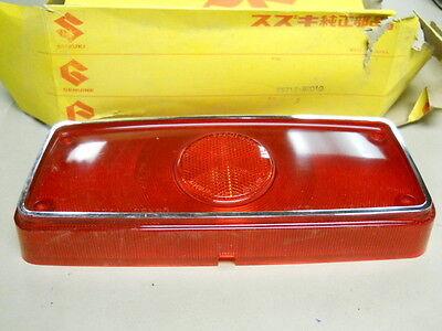 Suzuki NOS SM11, SM21, SM40, Tail Light Lens, # 35712-92010   S-27