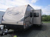 32 Foot KodiacTrailer Rent - at your location - sleeps 8-10