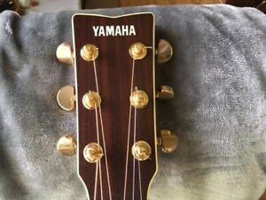 Guitare Yamaha LL16 ARE (comme neuve)