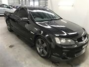 2012 Holden Commodore VE II MY12 SV6 Black 6 Speed Manual Utility Beresfield Newcastle Area Preview