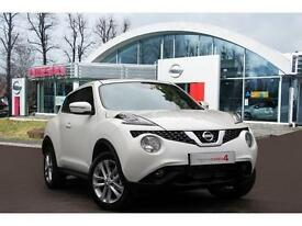 Nissan Juke 1.5 dCi N-Connecta DIESEL MANUAL 2016/16
