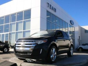 2013 Ford Edge Limited, 35L V6, 301A, Blind Spot Monitoring, Ada