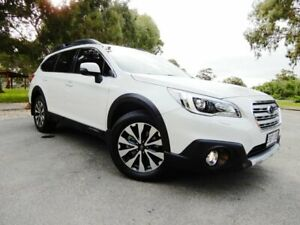 2017 Subaru Outback B6A MY17 2.0D CVT AWD Premium White 7 Speed Constant Variable Wagon Glenelg East Holdfast Bay Preview