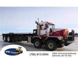 2000 Kenworth C500 T/A T/A Bed Truck Edmonton Edmonton Area image 2