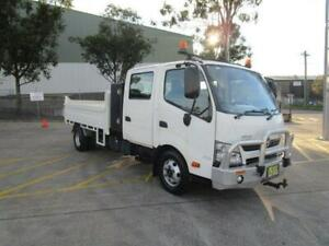 ** 2015 HINO 300-717 CREW CAB TIPPER ** Arndell Park Blacktown Area Preview