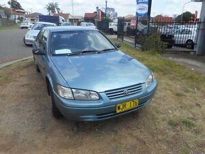 1999 Toyota Camry SXV20R CSi Blue 4 Speed Automatic Sedan Holroyd Parramatta Area Preview